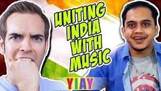 UNITING INDIA WITH MUSIC - INDIAN JACKFILMS - DANCE SCHOOL! thumbnail