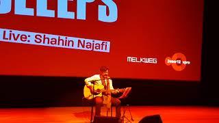 Hazrate nan - shahin najafi live in Amsterdam حضرت نان - شاهین نجفی آمستردام