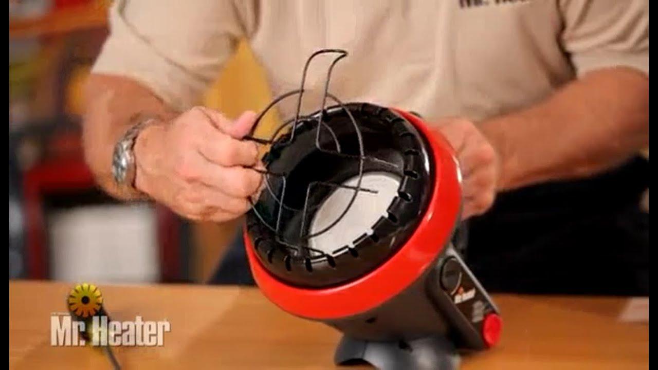 Product Overview & Mr. Heater F215100 Little Buddy 3800 BTU Heater
