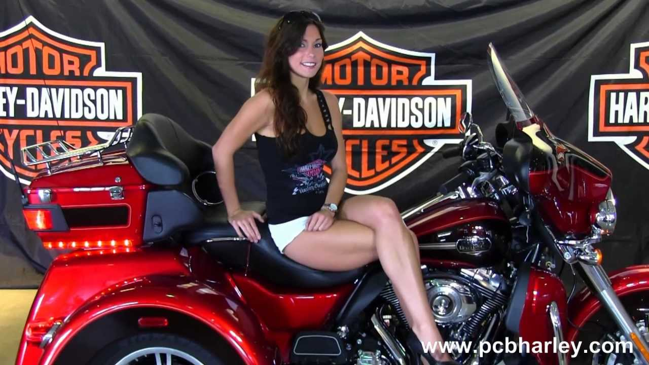 used 2012 harley-davidson flhtcutg tri glide for sale - h-d of pcb