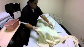 Repeat youtube video CNA Skill #12 Give the Resident Perineal Care (Female Resident)