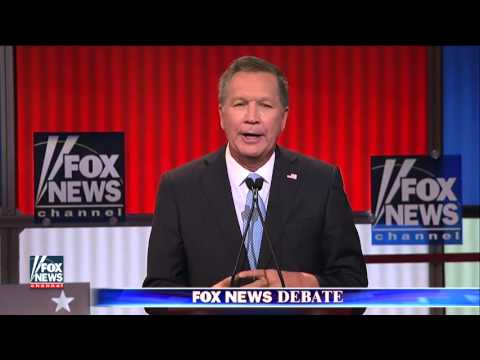 Part 2 of the Fox News GOP presidential debate in Detroit
