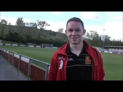 Craig Williams Airbus post match interview