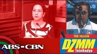 DZMM TeleRadyo: Garin insists Aquino admin checked data on barangay health stations