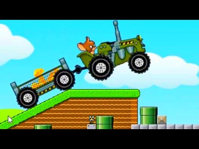 Tom and Jerry Tractor (Games)