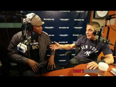 Tony Danza Speaks on Writing Letters to Tupac on SwayInTheMorning