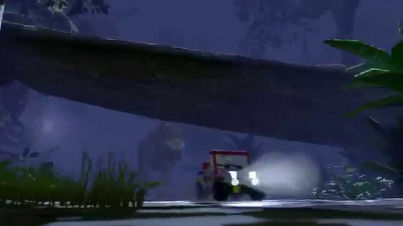lego jurassic park jurassic world full trailer hd youtube. Black Bedroom Furniture Sets. Home Design Ideas