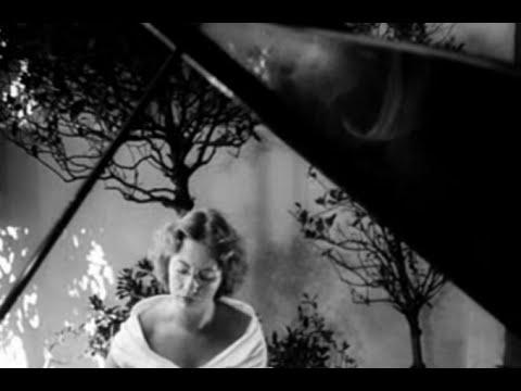 Barbara Hesse-Bukowska plays Chopin Fantaisie-Impromptu op. 66 - video 1953