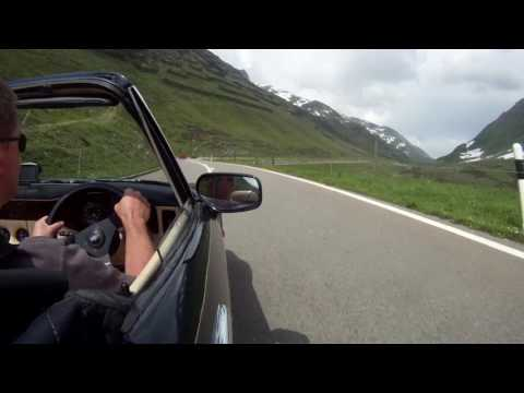 TVR S3 Alpine tour
