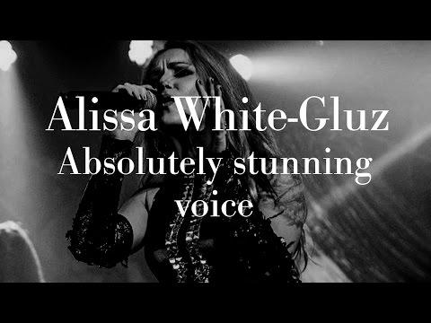 Alissa White-Gluz. Absolutely stunning voice