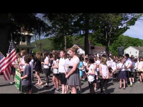 Kent CT Memorial Day Parade 2014