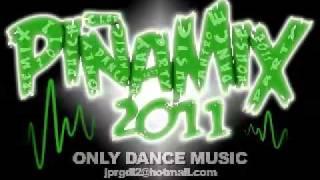 MUSICA DE ANTRO -  2011 - con nombres - DJ PIÑA PART. 1