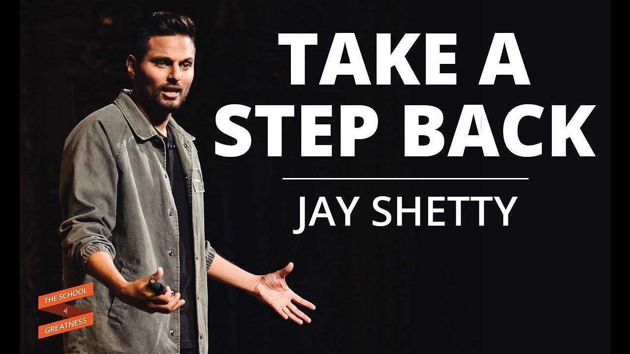 Jay Shetty: Small Changes for Lasting Results - YouTube