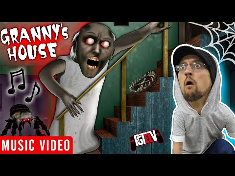 GRANNY'S HOUSE 🎵 FGTeeV Official Music Video