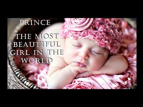 Prince - The Most Beautiful Girl In The World HD Lyrics