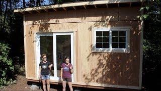 Tiny House Build - Foundation And Framing