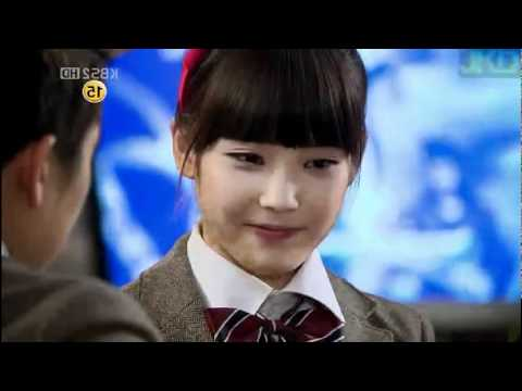 Download Dream High Ep 13 Wooyoung & IU Cuts