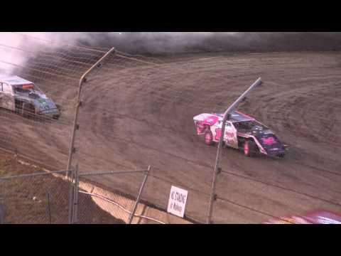 10 15 16 Modified Heat Race #7 Kokomo Speedway