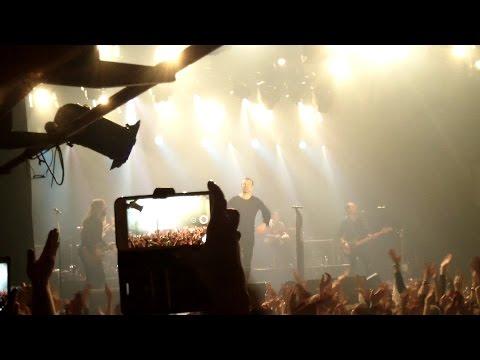 Ukrainian Rock Band - Okean Elzy - World Tour 2016-2017 - Amsterdam