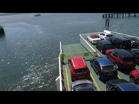 Isle Of Wight,and Ferry Crossing 29th June 2019