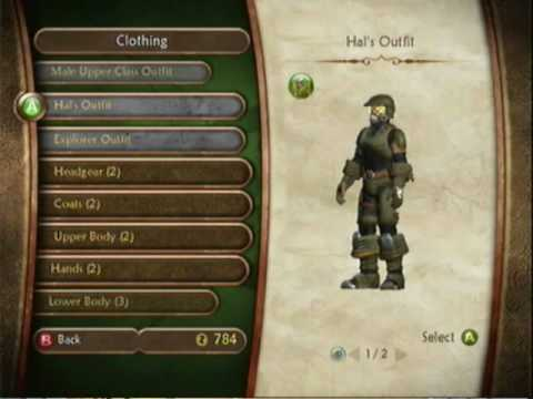 Fable 2 Halo Armor