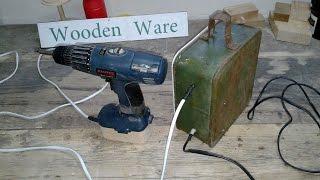 Bu screwdriver uchun elektr ta'minoti. (The climax)