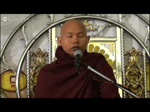 Mettashin Shwepyithar Sayadaw Dhamma Thabin