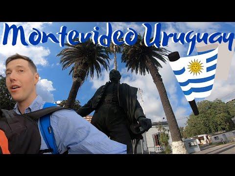 Travelling URUGUAY || Montevideo!