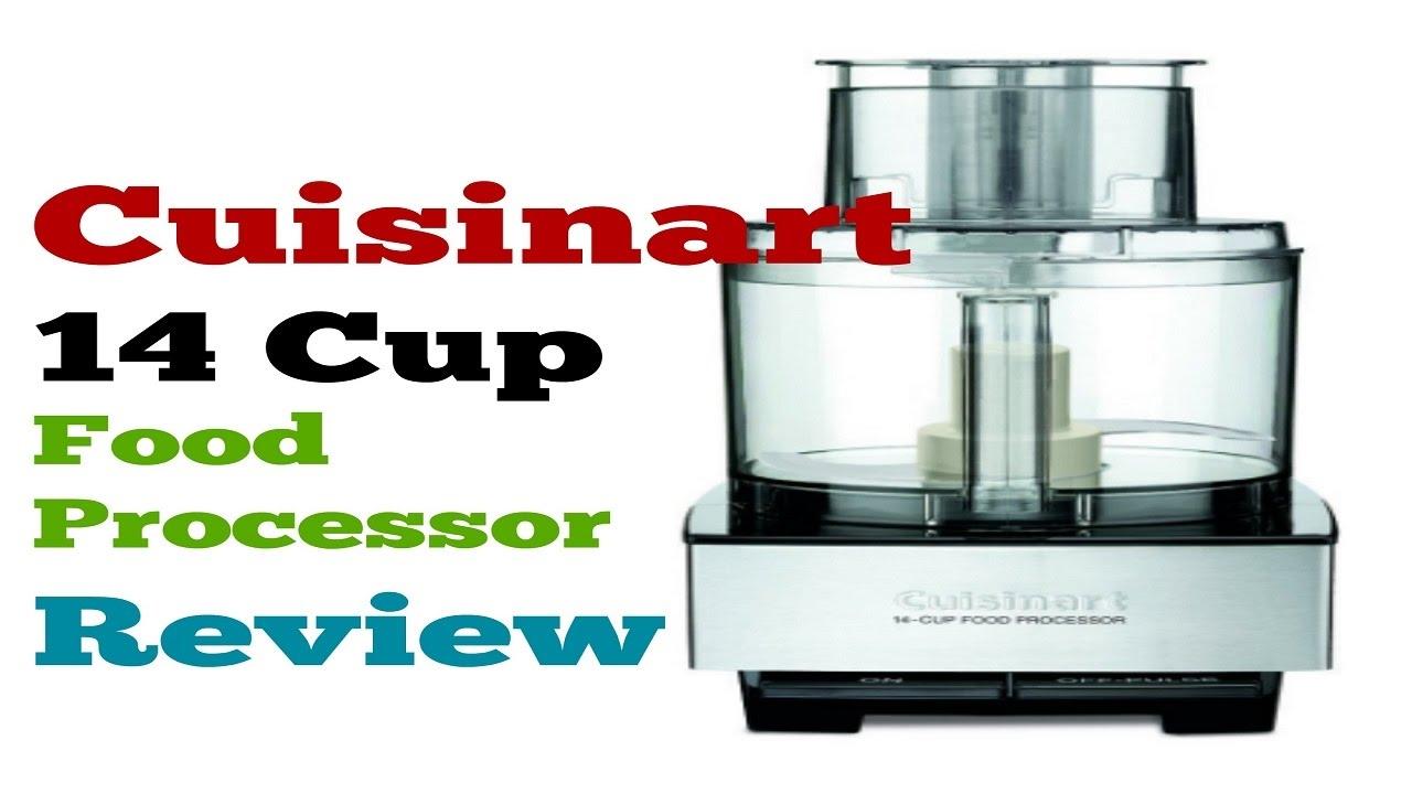 Cuisinart Food Processor 14 Cup Food