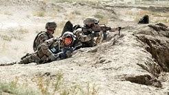 Deutsche Fallschirmjäger: Schweres Gefecht gegen Taliban - Originalaufnahmen