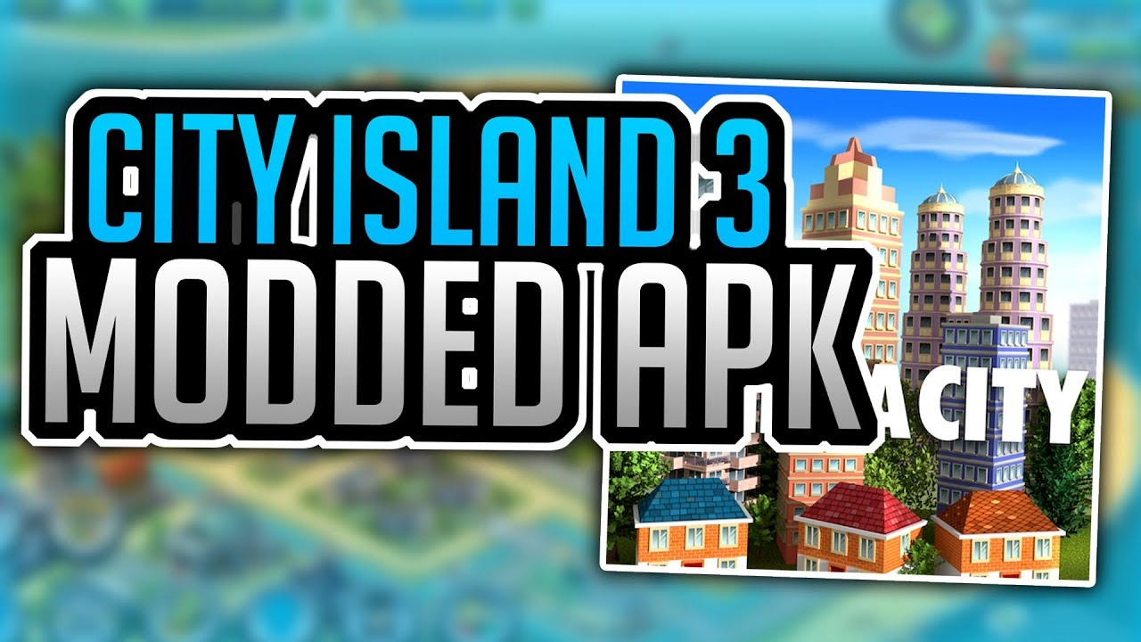 | City Island 3 HACK | Unlimited Money Modded APK | Build A City |