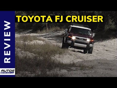 Toyota FJ Cruiser Review (2007) - AutosForSale