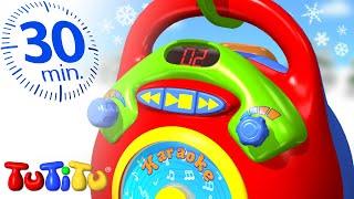 Winter Time | Karaoke | 30 Minutes TuTiTu Specials