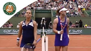 S. Stosur v. D. Cibulkova 2014 French Open Women