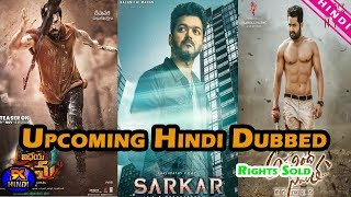 Top 5 New Upcoming South Hindi Dubbed Movie Biggest Hero Hindi Dubbing Rights Sold | Vijay | Charan.