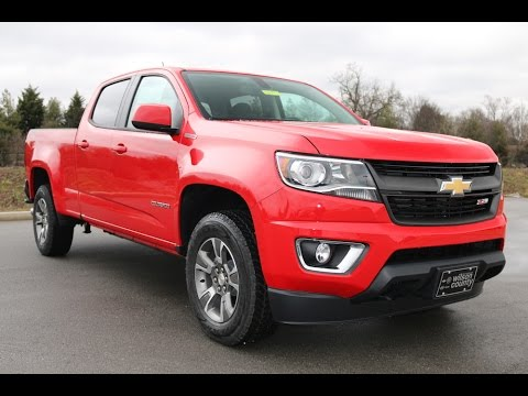 Sold2016 Chevy Colorado Duramax Diesel 28l Crew Cab Z71 4x4 In