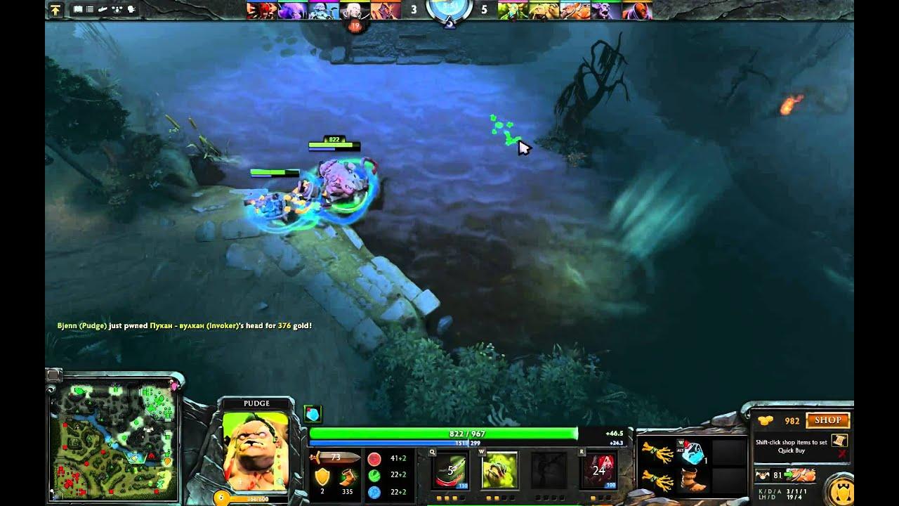 how to play as a pudge 7.00