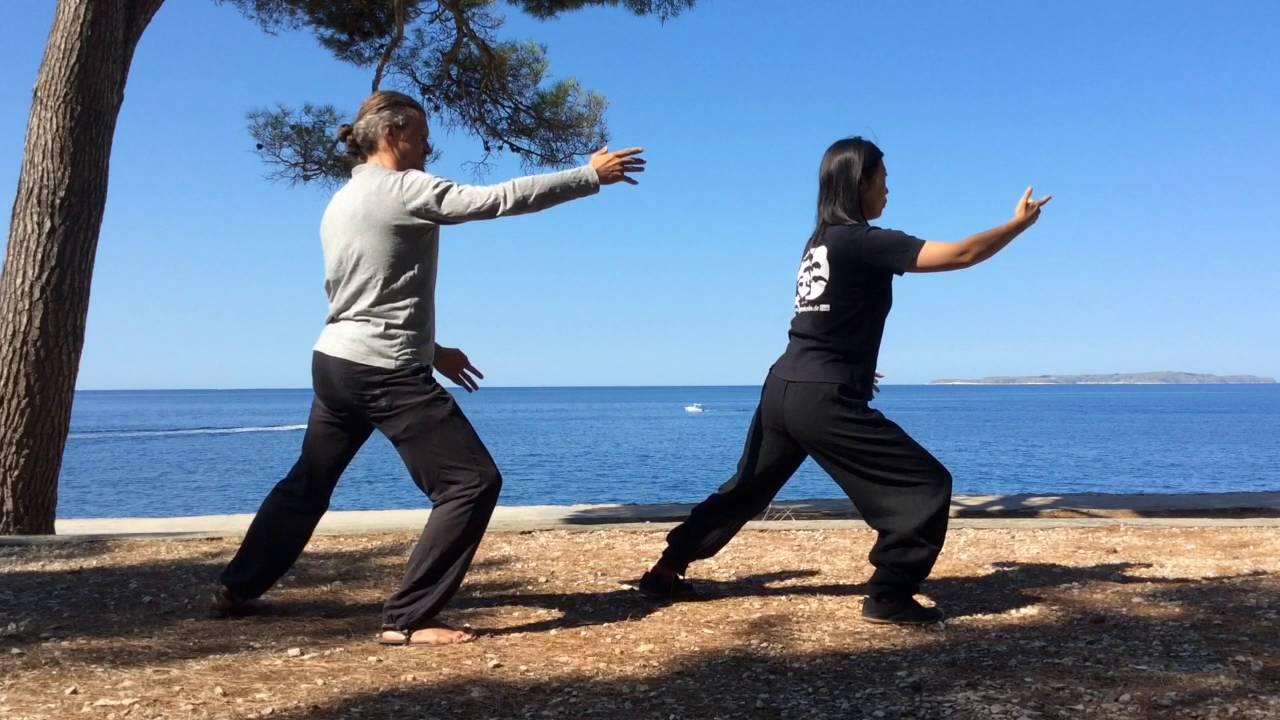 Tai Chi 10 Form 太極拳10式 Taijiquan 10-Form