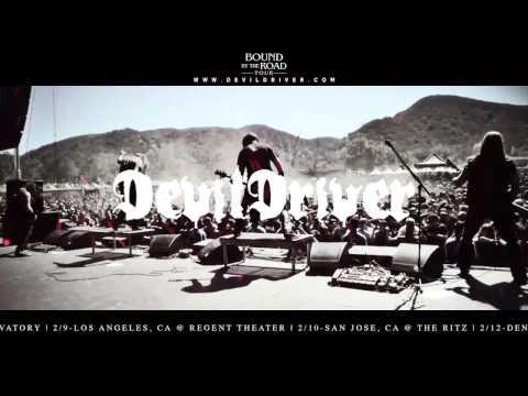 DEVILDRIVER - Tour Announcement US | Napalm Records