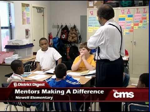 Life Enrichment Network Mentoring Program at CMS - Newell Elementary School