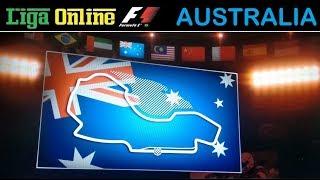 GP da Austrália (Melbourne) de F1 2017 - Liga Online F1 - Cat. Iniciantes (5ª Divisão)