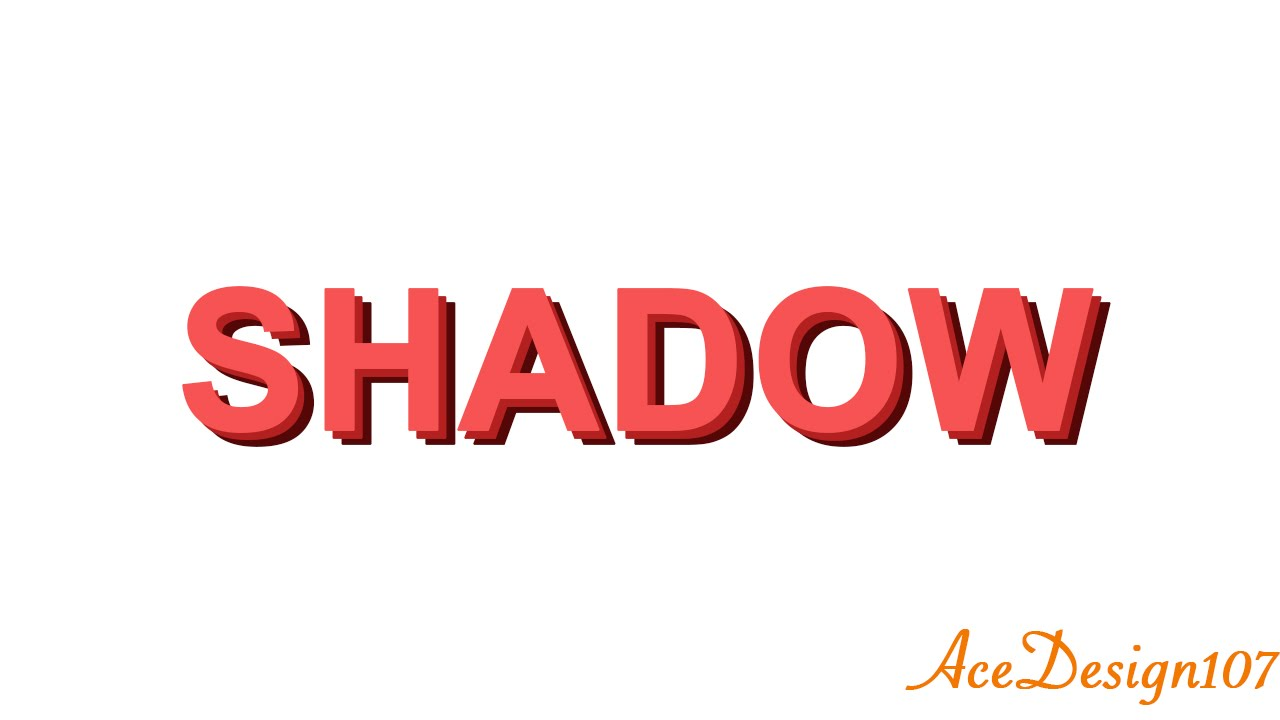 Add a shadow to text or a shape - Office Support