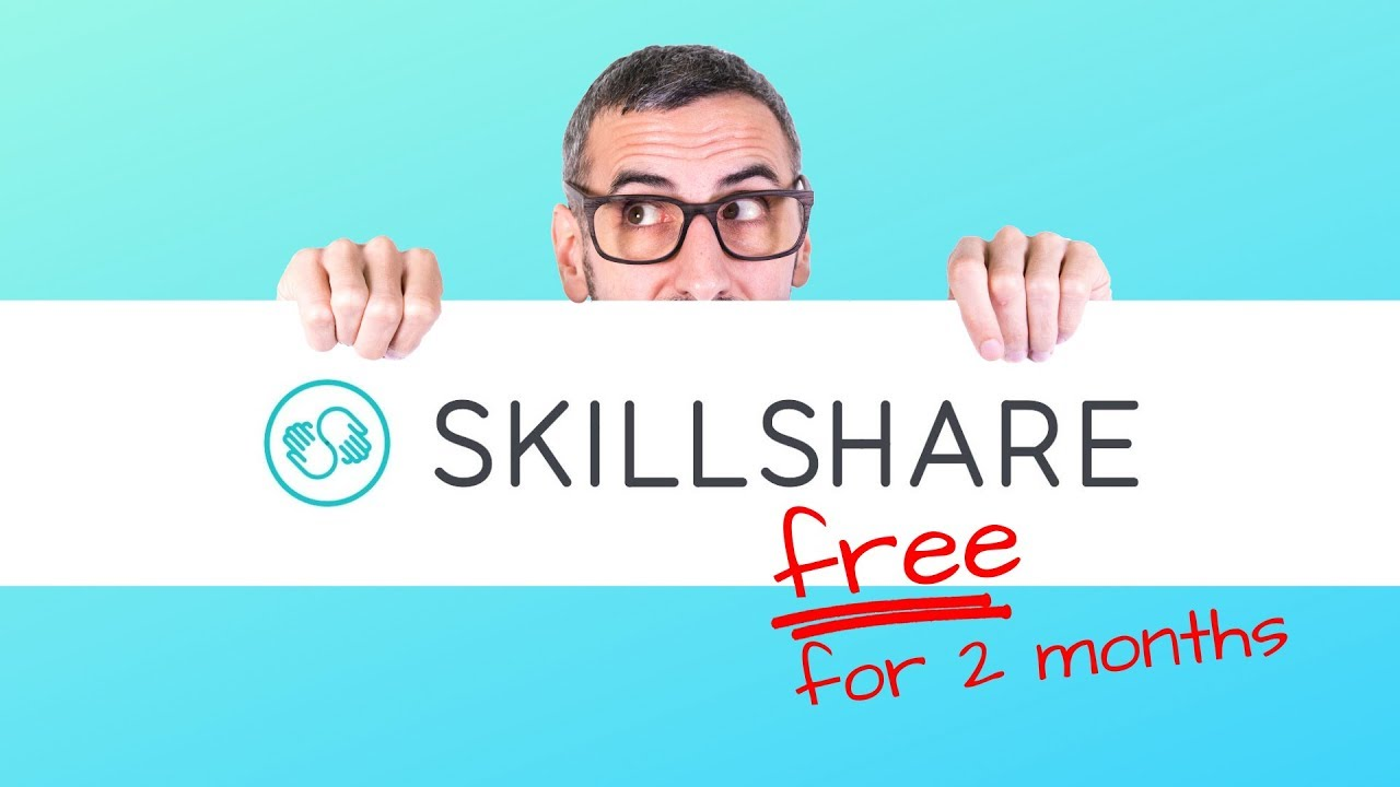 Skillshare Free for 2 Months: Try all my Canva Courses!