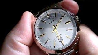 CASIO MTP 1370D-7A2 - pánske hodinky Casio