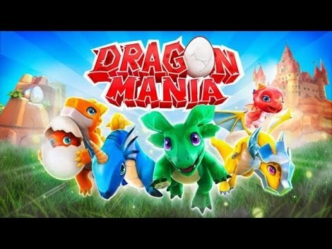 Dragon Mania Android GamePlay Trailer (HD) [Game For Kids]