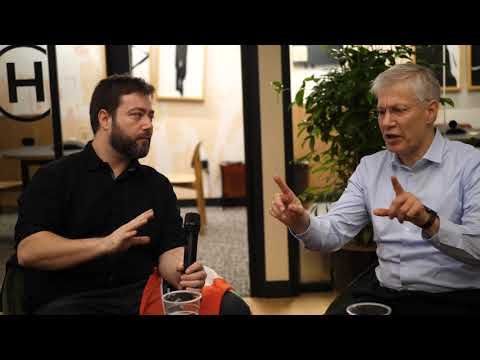 Objectivist Ethics with Yaron Brook