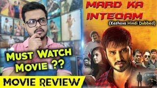 Mard Ka Inteqam (Keshava) Hindi Dubbed Movie Review | By Crazy 4 Movie | Nikhil Siddharth