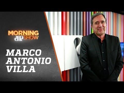 Marco Antonio Villa - Morning Show - 01/04/19