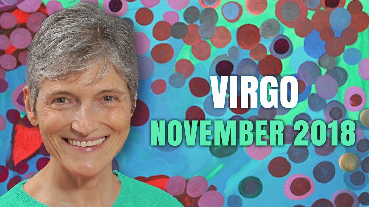 VIRGO : YEARLY TAROTOSCOPE : MARCH 2018 - APRIL 12222