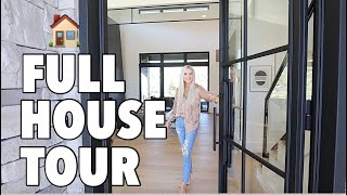 *EXCITING* Full House Tour Walkthrough | Our home is FINALLY finished!